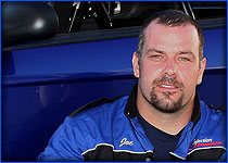 Outlaw 10.5 Drag Racing Champion Joe Newsham, J & E Performance Owner